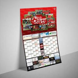 Calendrier 2018 cs saint michel foot