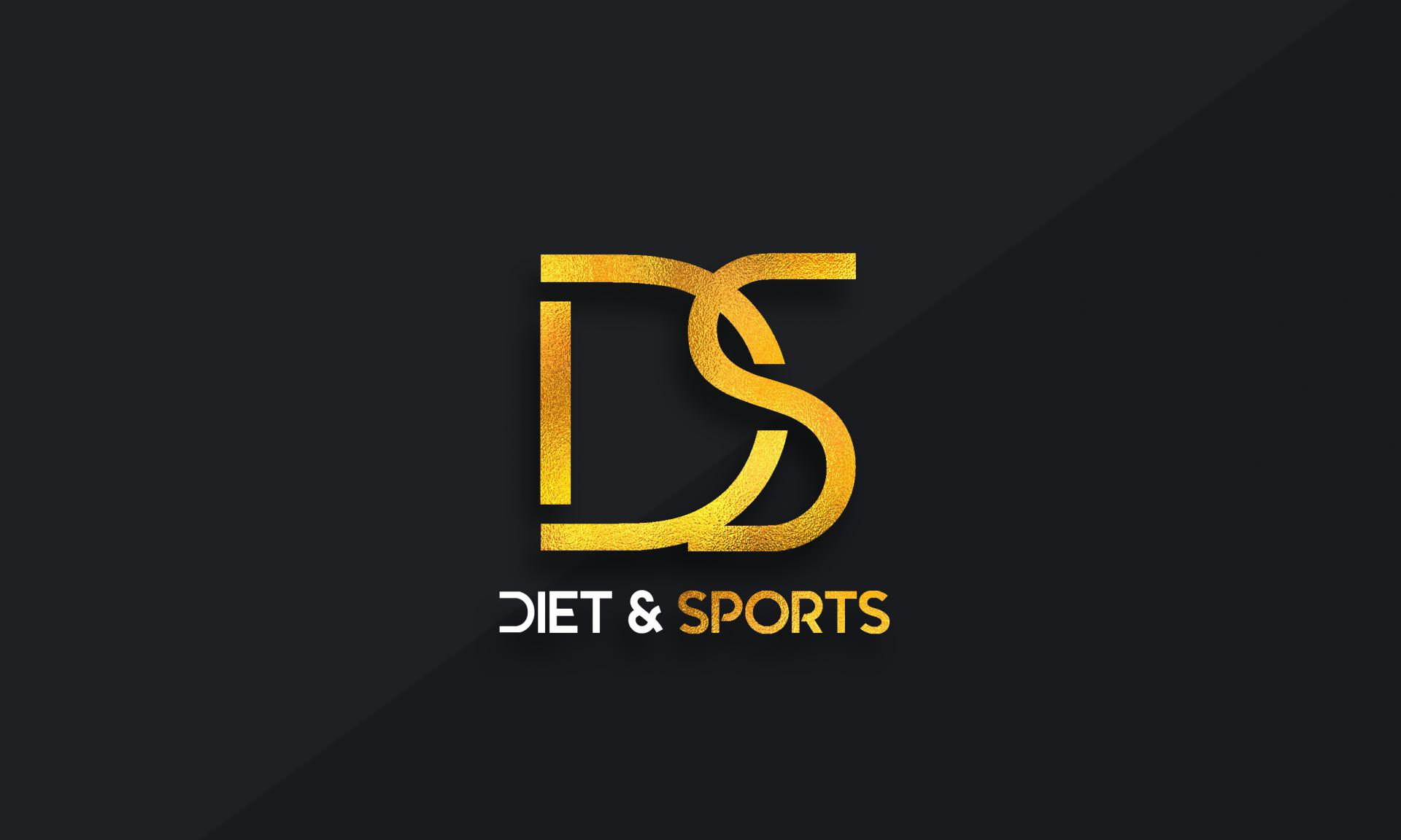 Diet sport logotype 01