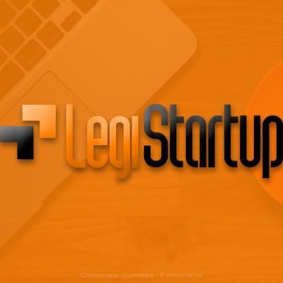 Logotype legi startup