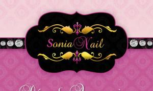 Logotype sonai nail