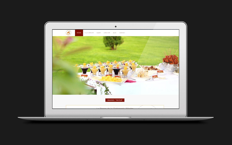 Makango site web