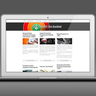 Carte De Visite Objectif Zero Accident OZA Landes Articles Similaires Oza Prototype Siteweb2