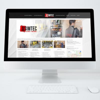Site web asimtec