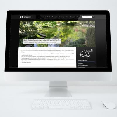 Site web eaupassion