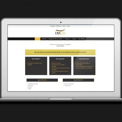Site web eivilux luxembourg