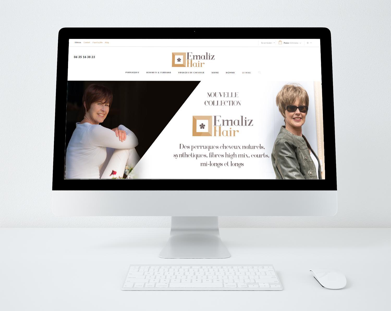 Site web emaliz hair