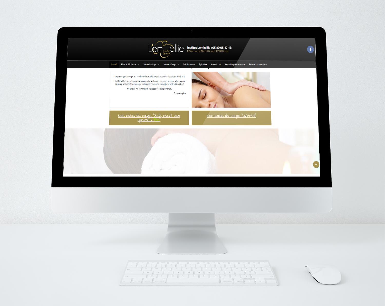 Site web institut lembellie pessac