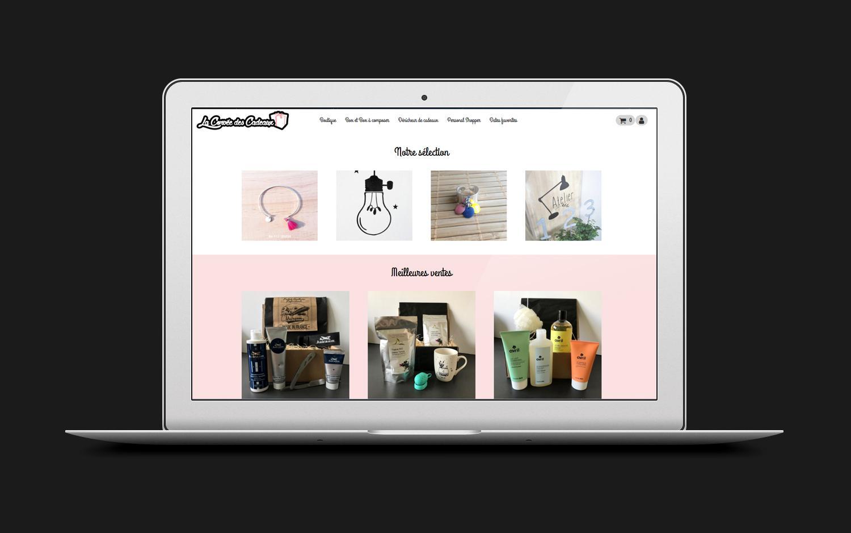 Site web la corvee des cadeaux
