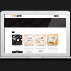 Site web legi startup