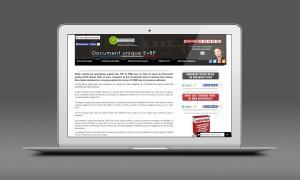 Siteweb ecommerce documentuniqueevrp 03