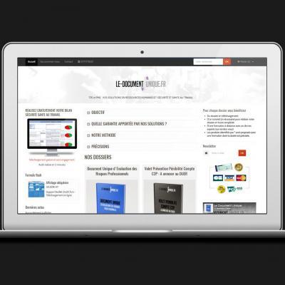 Siteweb le document unique