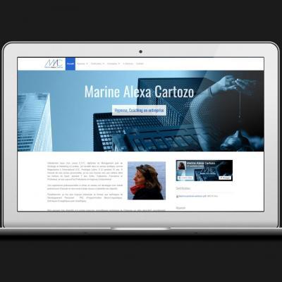 Siteweb marine alexa cartozo
