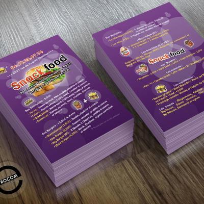 Snackfood flyer 001
