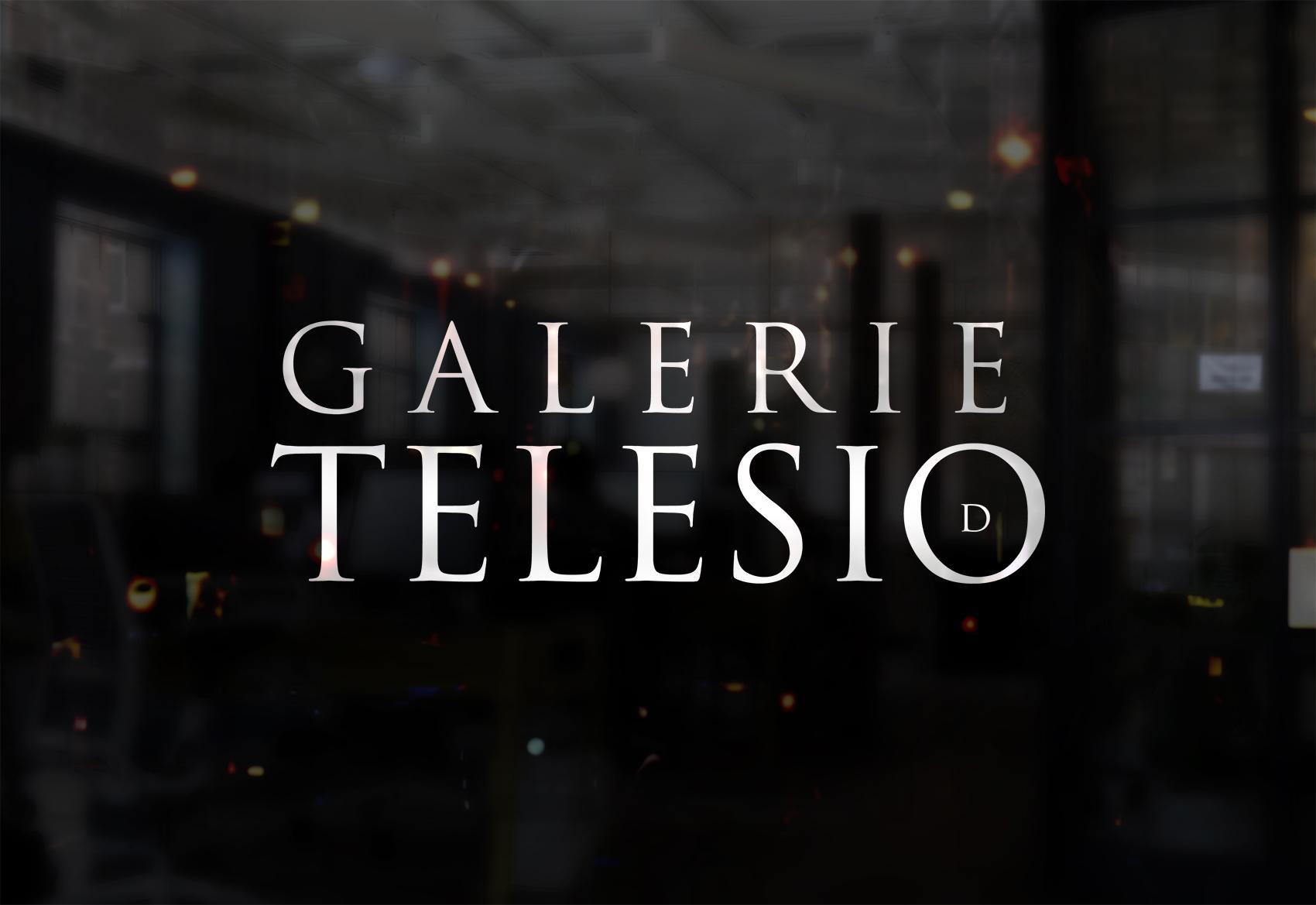 Galerie telesio logotype