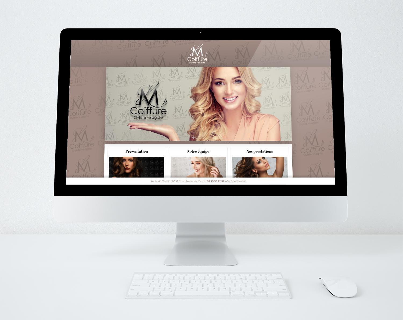 Lm coiffure site web