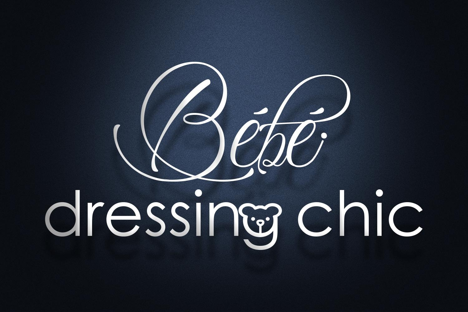 Logotype bebe dressing chic