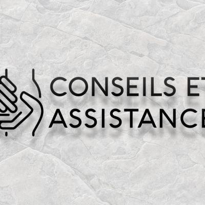 Logotype conseils et assistance