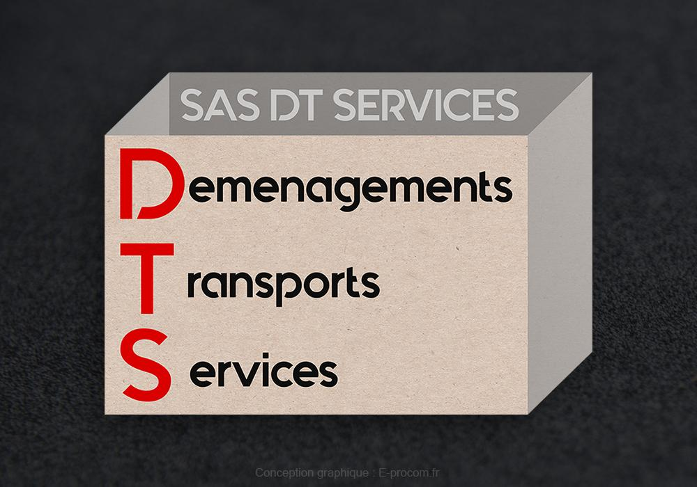 Logotype dt services