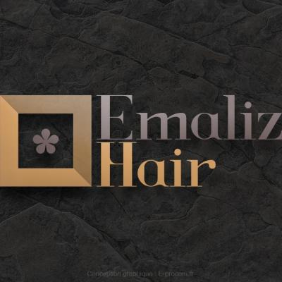 Logotype emaliz hair