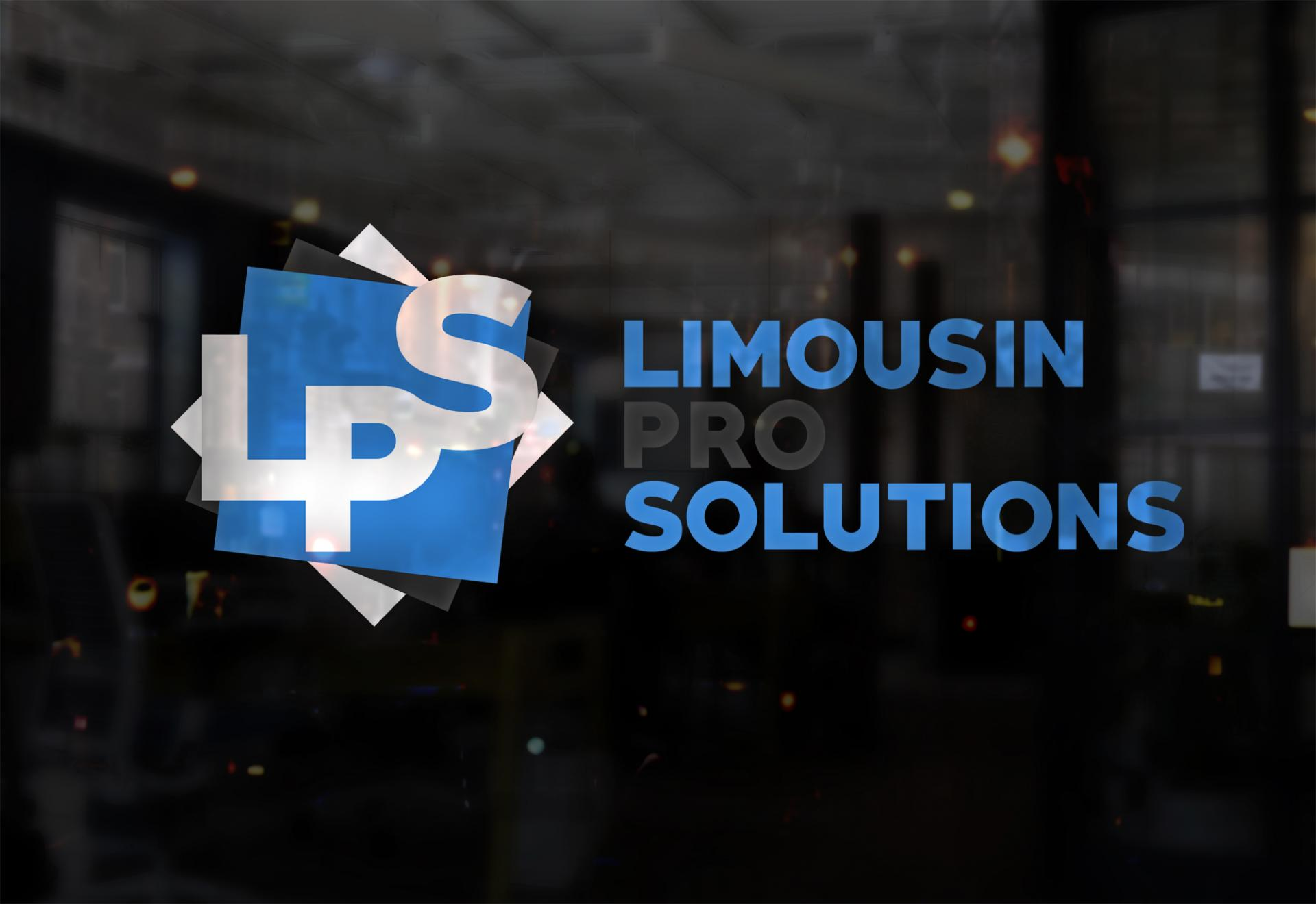 Logotype limousin pro solutions