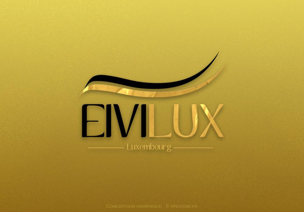 Logotype presentation eivilux