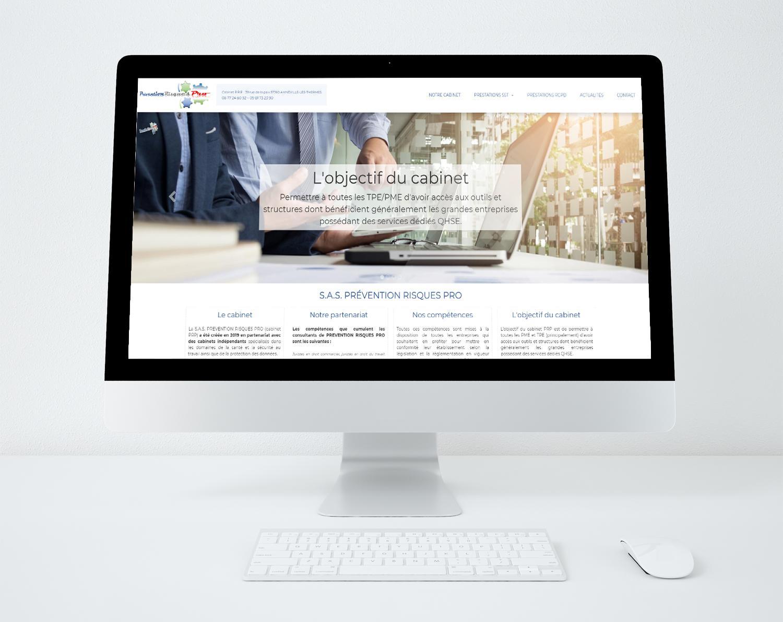 Prevention risques pro prp site web