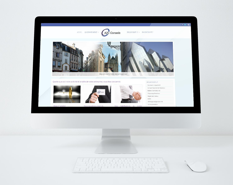 Site web a2c