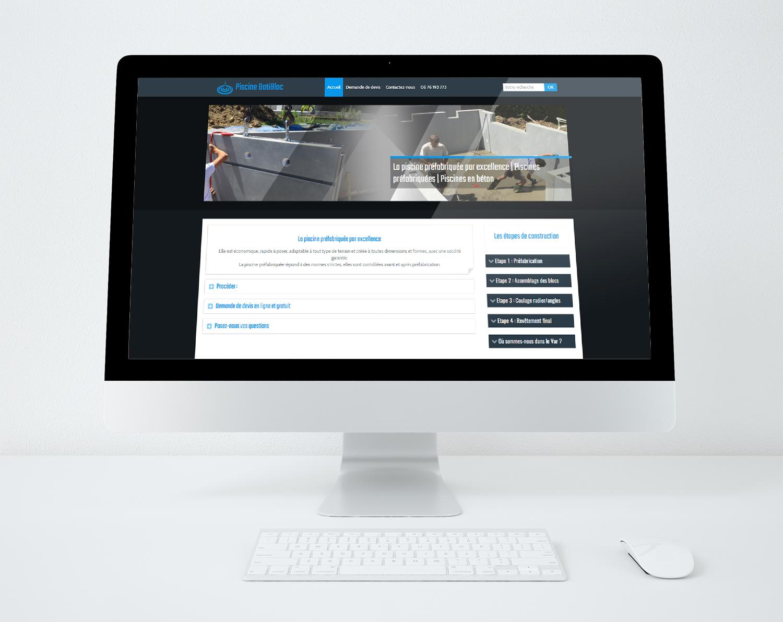 Site web batibloc