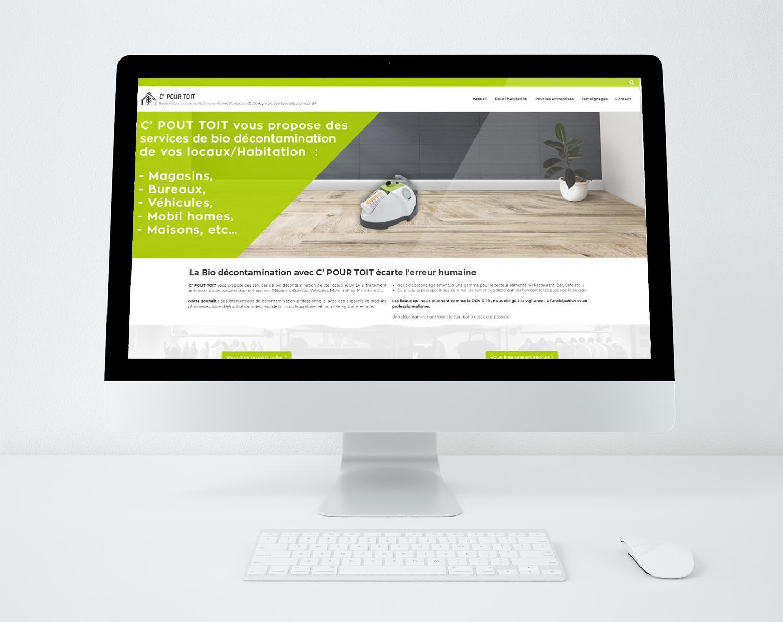 Site web c pour toit
