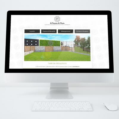 Site web domaine de marie