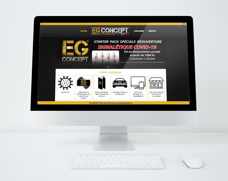 Site web eg concept 1