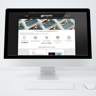 Site web eproprint