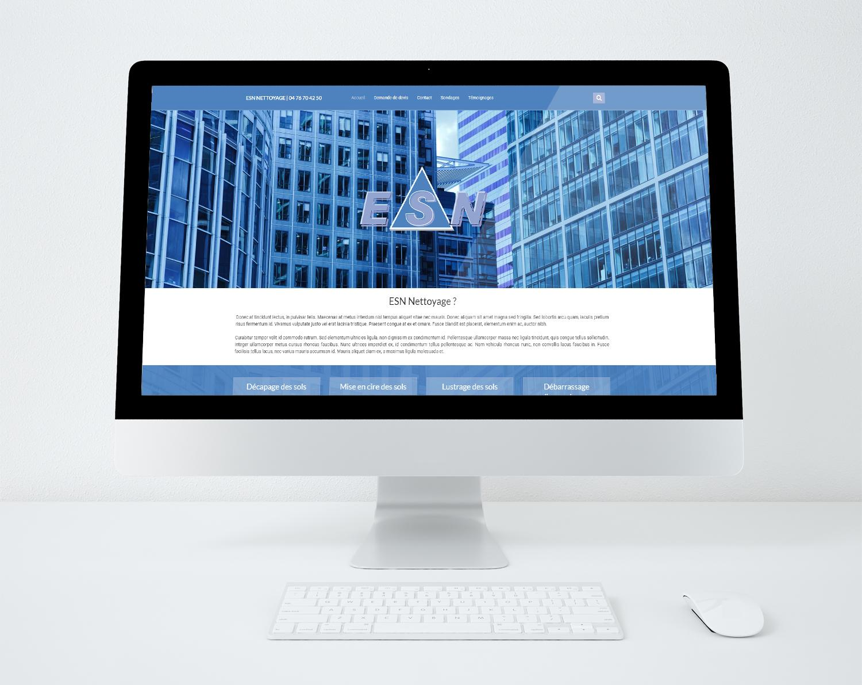 Site web esn nettoyage