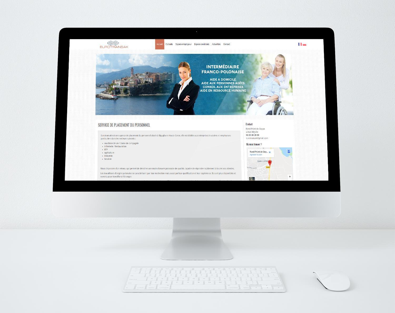 Site web eurotransak