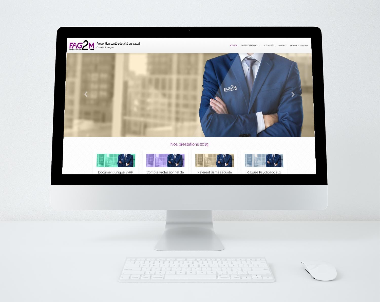 Site web fag2m