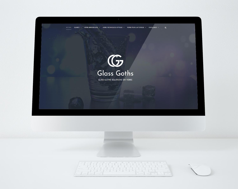 Site web glass goths