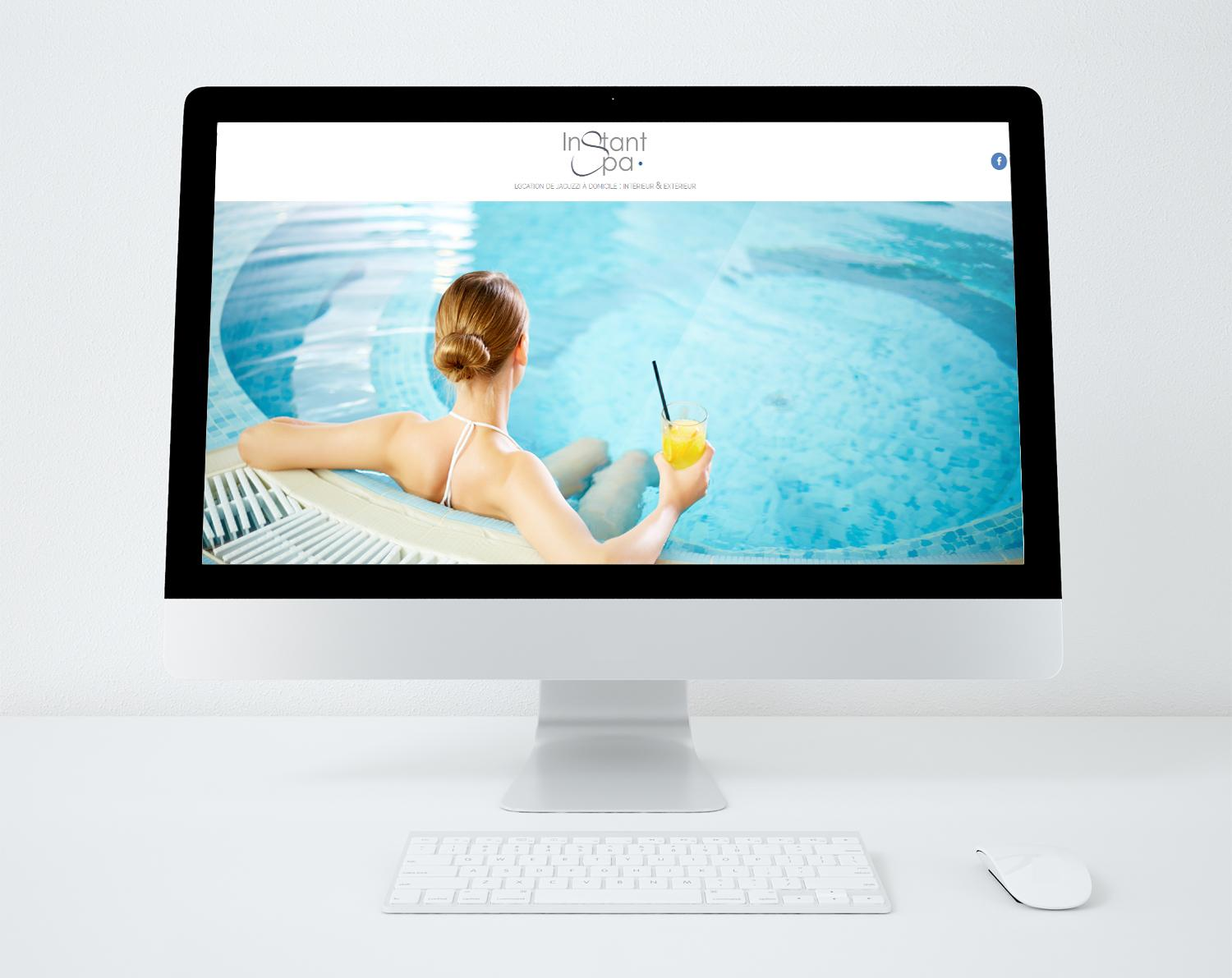 Site web instant spa