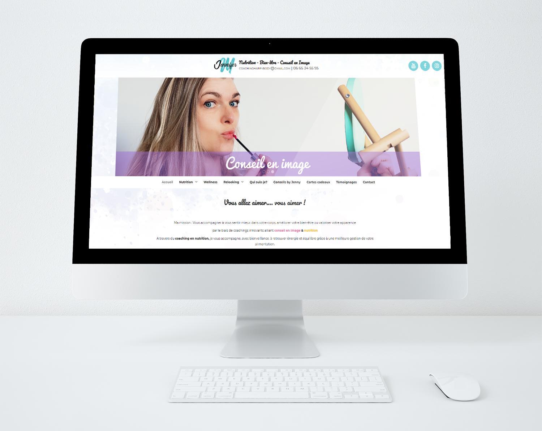 Site web jennifer m