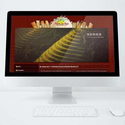 Site web nems de papi