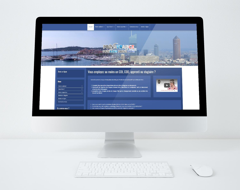 Site web prevafrance