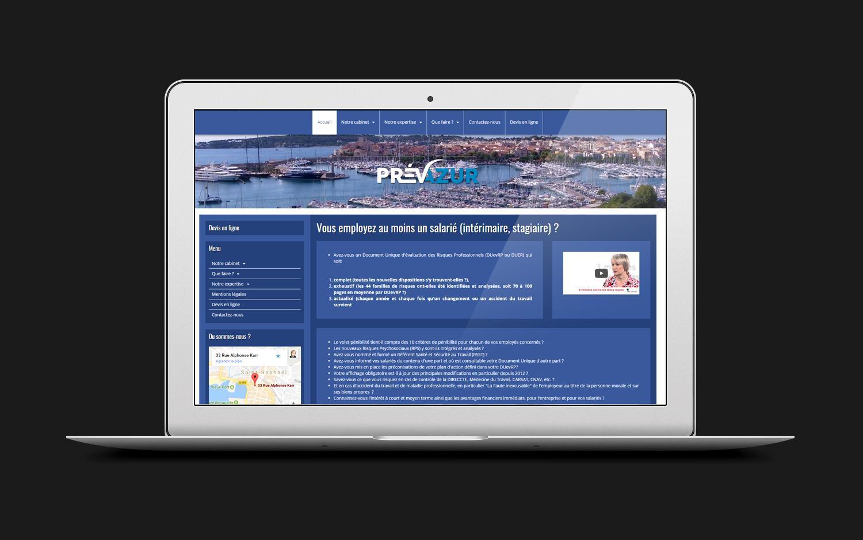 Site web prevazur