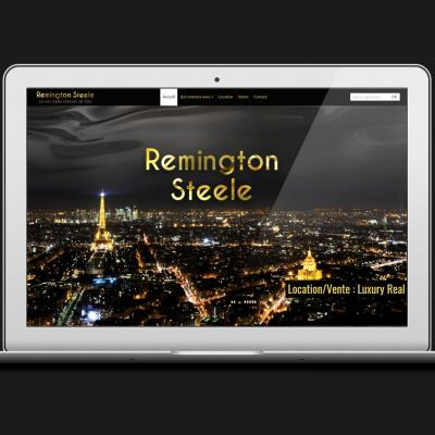 Site web remington steele