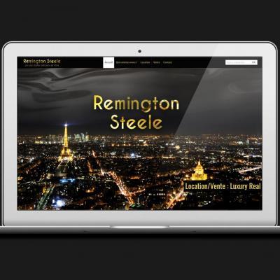 Site web remington steele