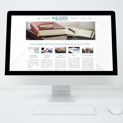 Site web scadea