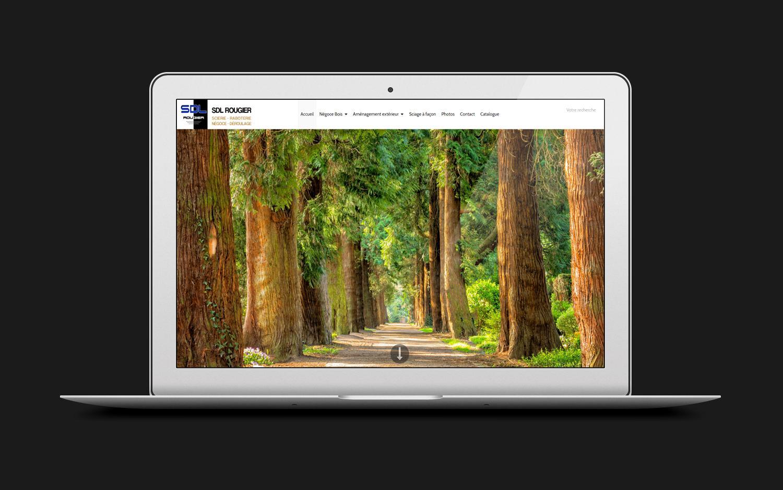 Site web sdl rougier