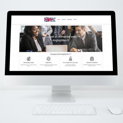 Siteweb anglophiles