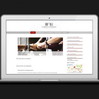 Siteweb hlt cabinet conseils