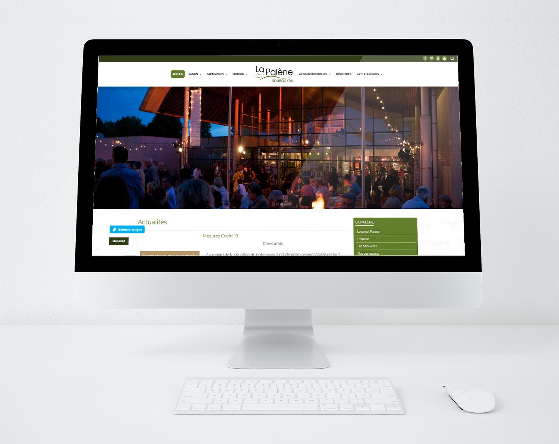 Siteweb lapalene