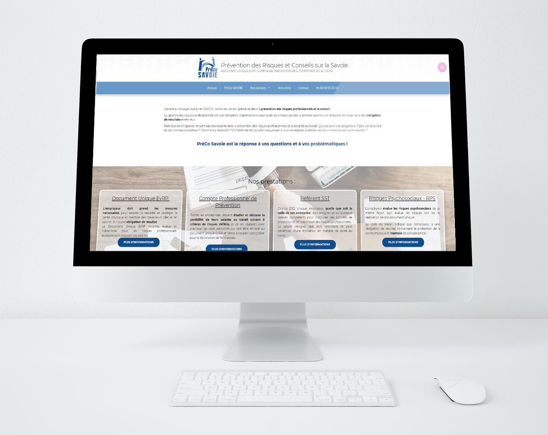 Siteweb precosavoie