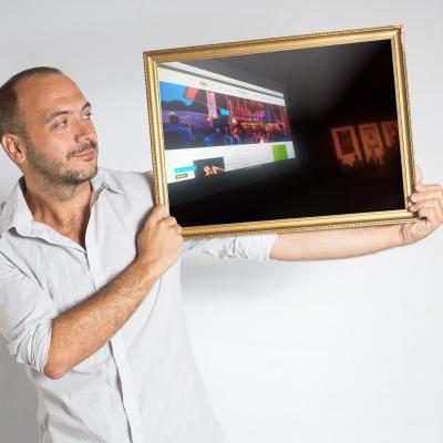Studio e-procom - Présentation du site de l'association La Palène